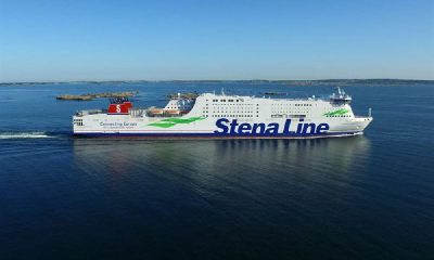 The Stena Germanica has been successfully operating with a Wärtsilä engine burning methanol fuel for five years.